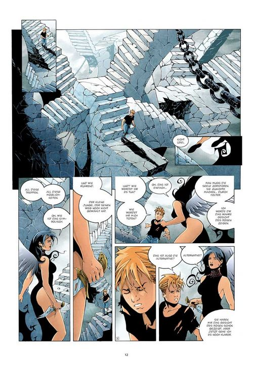 Leseprobe aus Das verlorene Paradies 3 - Seite 12