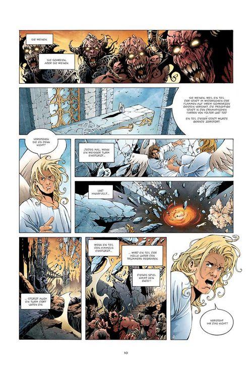 Leseprobe aus Das verlorene Paradies 3 - Seite 10