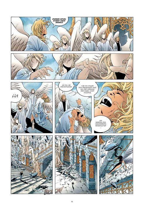 Leseprobe aus Das verlorene Paradies 3 - Seite 11