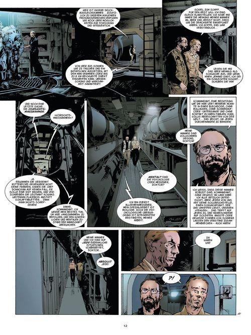 Leseprobe aus Heiligtum 1 - Seite 10