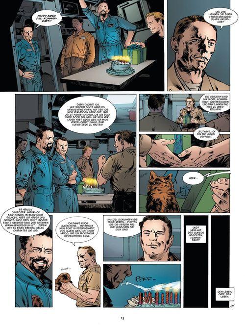 Leseprobe aus Heiligtum 1 - Seite 11