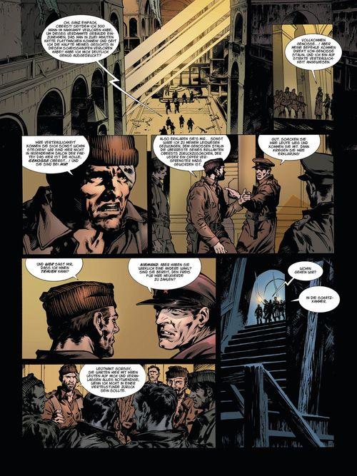 Leseprobe aus Heiligtum 1 - Seite 2