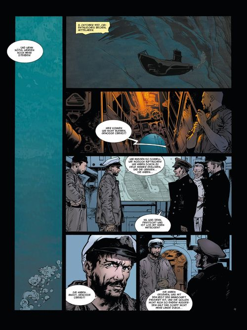 Leseprobe aus Heiligtum 1 - Seite 4