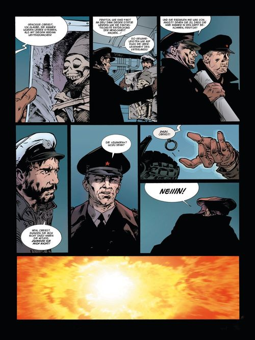 Leseprobe aus Heiligtum 1 - Seite 5