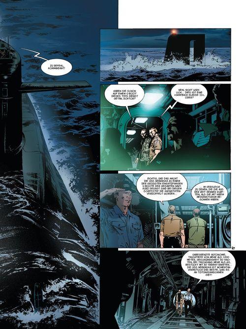 Leseprobe aus Heiligtum 1 - Seite 9