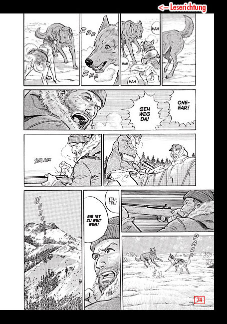 Leseprobe aus Der Wanderer im Eis - Seite 1