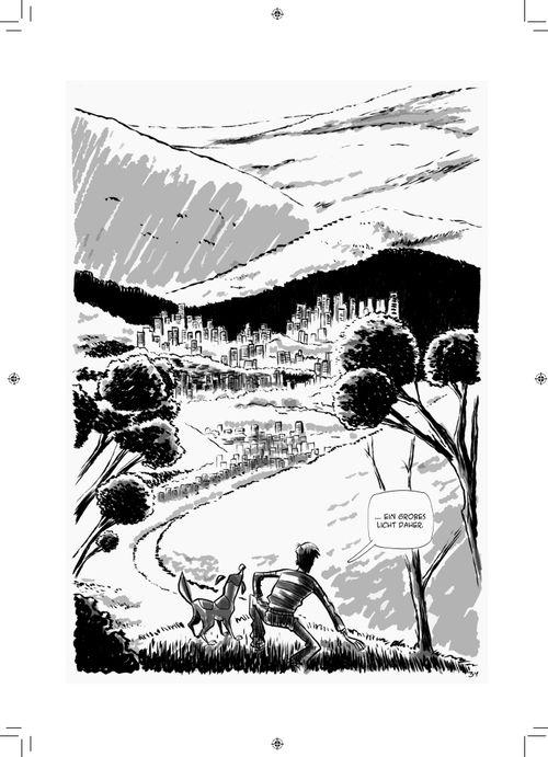 Leseprobe aus Kein Blick zurück Seite 34