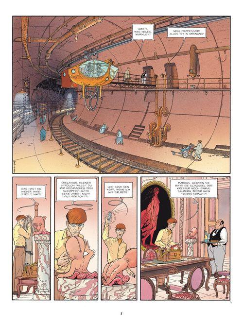 Leseprobe aus Siebengestirn 2 - Seite 1