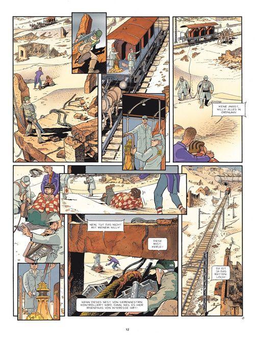 Leseprobe aus Siebengestirn 2 - Seite 10