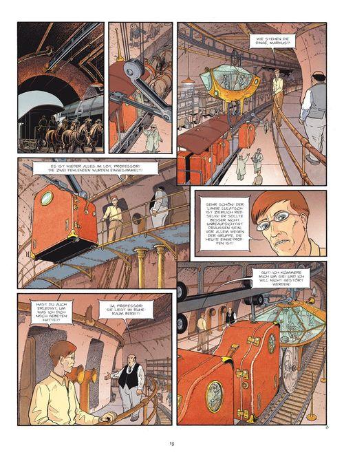 Leseprobe aus Siebengestirn 2 - Seite 11