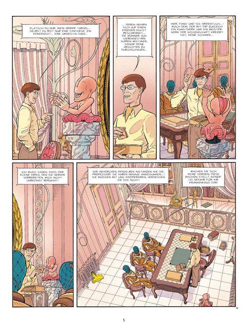 Leseprobe aus Siebengestirn 2 - Seite 3