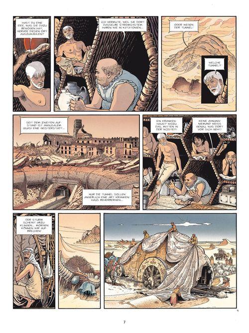 Leseprobe aus Siebengestirn 2 - Seite 5