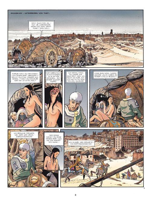 Leseprobe aus Siebengestirn 2 - Seite 6