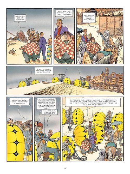 Leseprobe aus Siebengestirn 2 - Seite 7