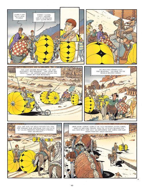 Leseprobe aus Siebengestirn 2 - Seite 8