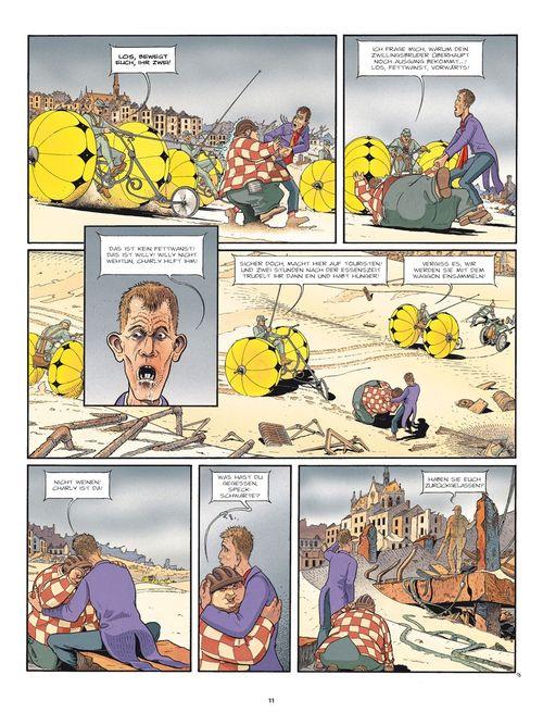 Leseprobe aus Siebengestirn 2 - Seite 9