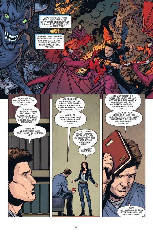 Leseprobe aus Angel und Faith 1 Leseprobe Seite 21