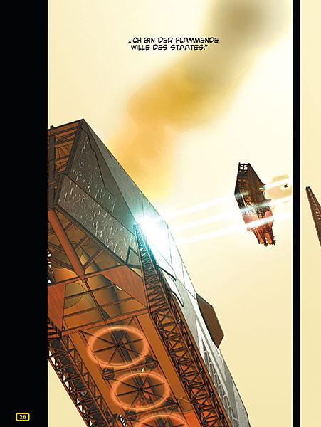 Leseprobe aus The Red Star 1: Die Schlacht vor Kar Dathras Tor - Seite 28