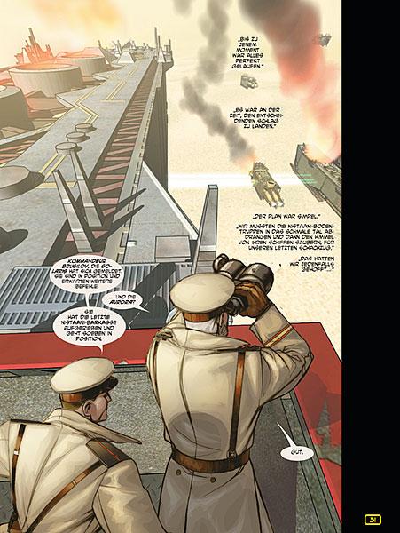 Leseprobe aus The Red Star 1: Die Schlacht vor Kar Dathras Tor - Seite 31