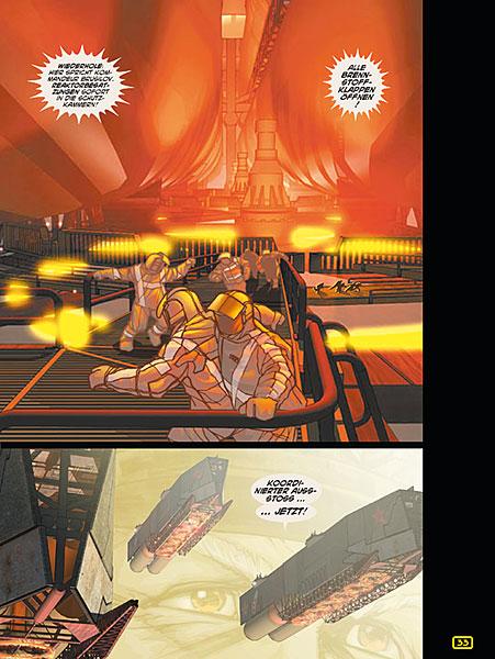 Leseprobe aus The Red Star 1: Die Schlacht vor Kar Dathras Tor - Seite 33