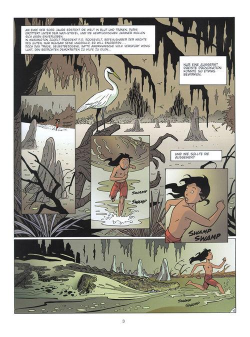 Leseprobe aus Poison Ivy 1 - Seite 1
