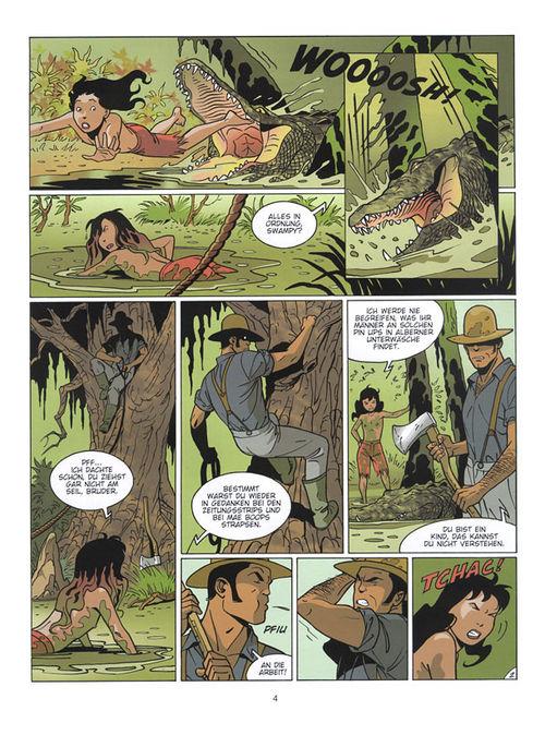 Leseprobe aus Poison Ivy 1 - Seite 2