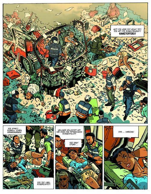 Leseprobe aus Die Ewigen 3 - Seite 2