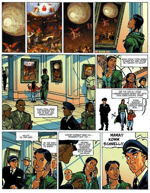 Leseprobe aus Die Ewigen 3 - Seite 3