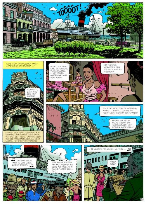 Leseprobe aus Die Töchter der Aphrodite 2 - Seite 5