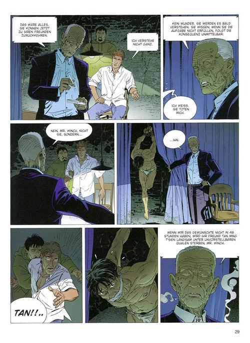Leseprobe aus Largo Winch 15 - Seite 2