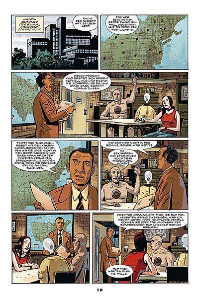 Leseprobe aus B.U.A.P. 3: Die Toten - Seite 19