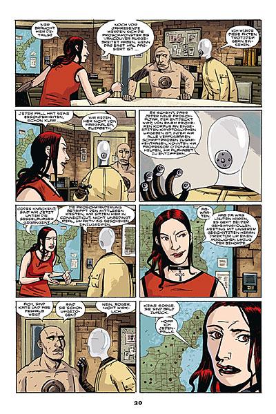 Leseprobe aus B.U.A.P. 3: Die Toten - Seite 20