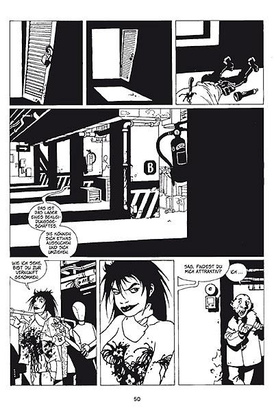 Leseprobe aus Vampire Boy 3: Die Erlösung - Seite 50