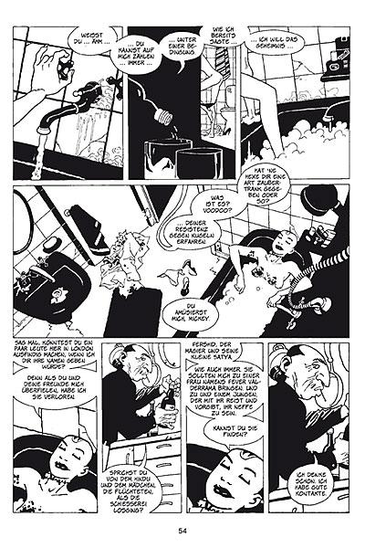Leseprobe aus Vampire Boy 3: Die Erlösung - Seite 54