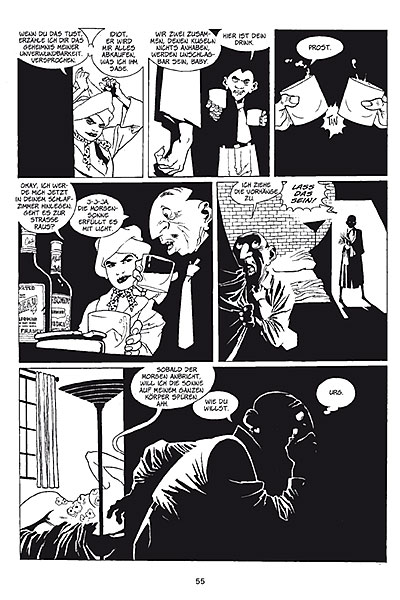 Leseprobe aus Vampire Boy 3: Die Erlösung - Seite 55