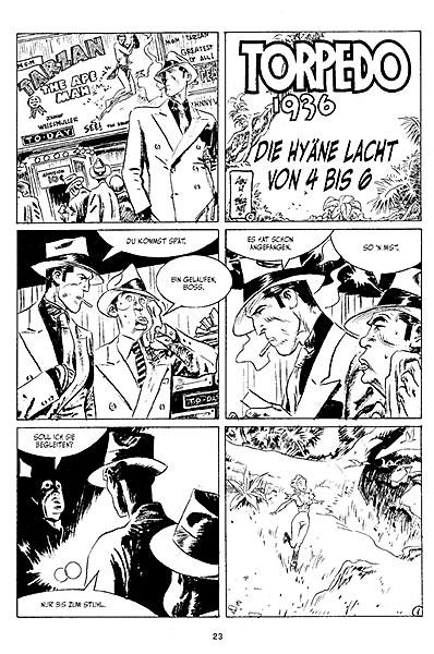Leseprobe aus Torpedo 3 - Seite 1