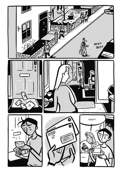 Leseprobe aus Breakfast After Noon - Seite 6
