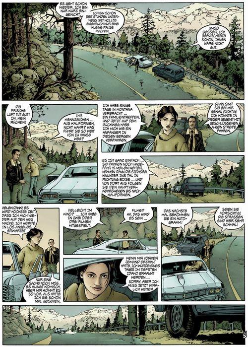 Leseprobe aus Creeper Creek 1 - Seite 3
