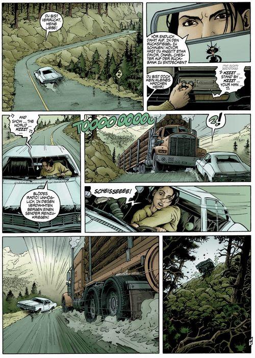 Leseprobe aus Creeper Creek 1 - Seite 4