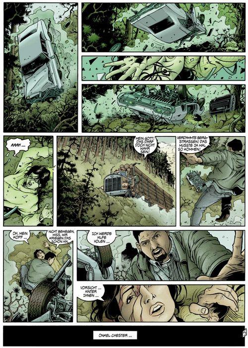 Leseprobe aus Creeper Creek 1 - Seite 5