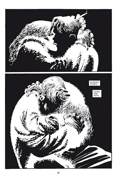 Leseprobe aus Sin City 5 - Seite 21
