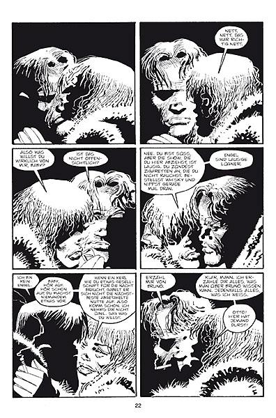 Leseprobe aus Sin City 5 - Seite 22