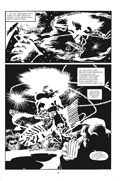 Leseprobe aus Sin City 6 - Seite 11