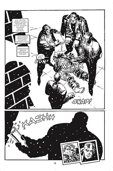 Leseprobe aus Sin City 6 - Seite 13