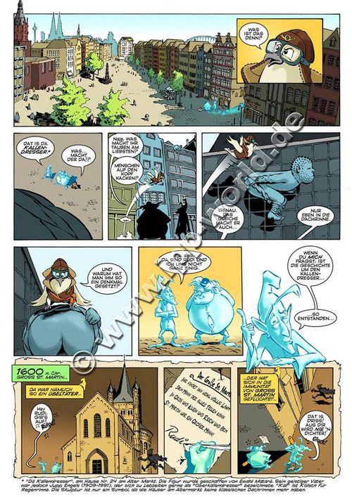 Leseprobe aus Die Domspitzen - Seite 33