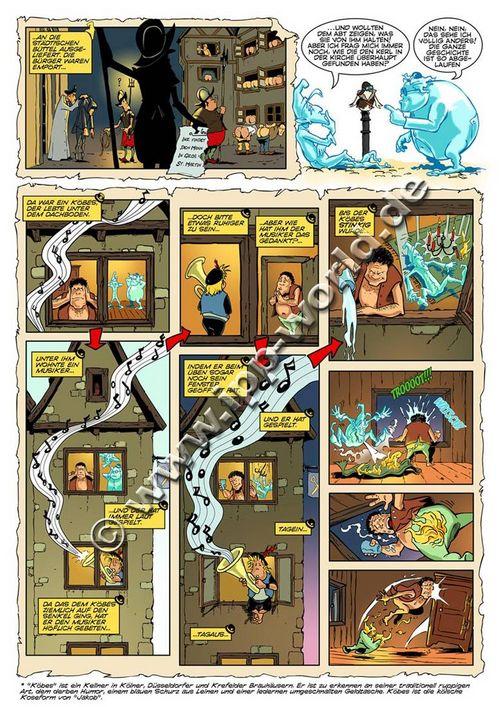 Leseprobe aus Die Domspitzen - Seite 35