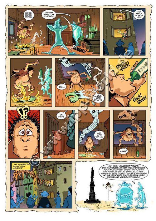 Leseprobe aus Die Domspitzen - Seite 36