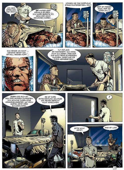 Leseprobe aus Travis 4 - Seite 3