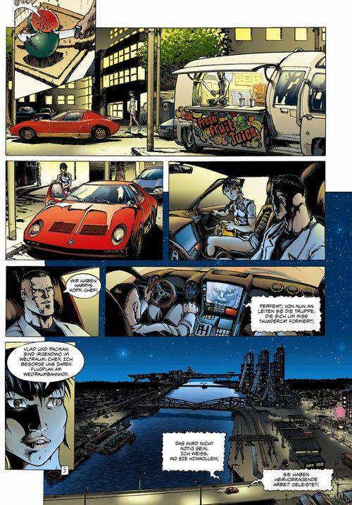 Leseprobe aus Travis 4 - Seite 5