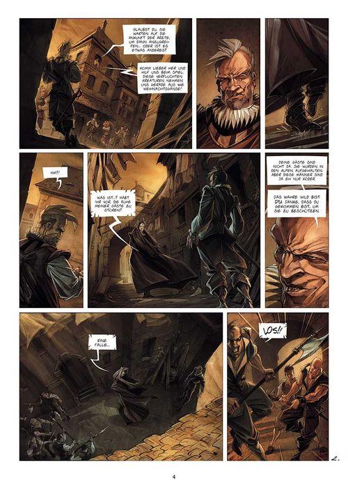 Leseprobe aus Das Einhorn 2 - Seite 4